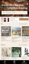 Librivox - kostenlose Hörbuch App