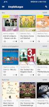 Onleihe - kostenlose Hörbuch App