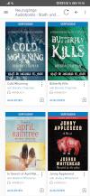 Overdrive - kostenlose Hörbuch App