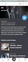 Patephone - kostenlose Hörbuch App